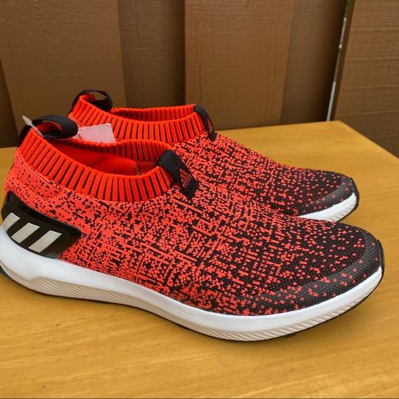 Adidas Junior Kids RapidaRun Laceless Knit Sneaker